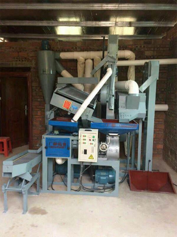 我国小型碾米机质量安全调查概况